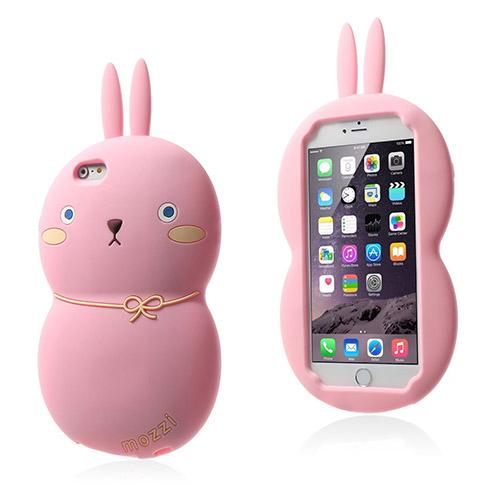 Fat Rabbit (Het Rosa) iPhone 6 Skal