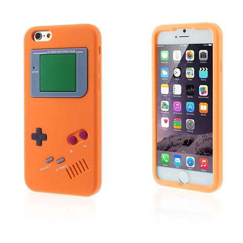 GameBoy (Orange) iPhone 6 Skal