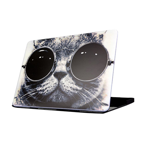 Westergaard Macbook Air 13.3 Retina Skal – Cool Katt