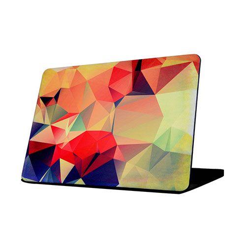 Westergaard Macbook Air 13.3 Retina Skal – Geometrisk Figur