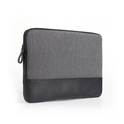 """GEARMAX England Style MacBook 15.4"""" Sleeve – Grå"""