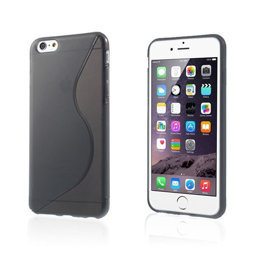 Lagerlöf (Grå) iPhone 6 Plus Skal