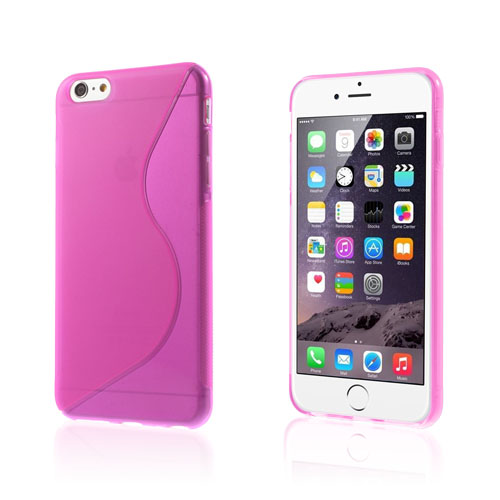 Lagerlöf (Rosa) iPhone 6 Plus Skal