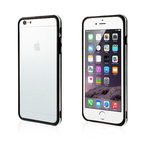 Jungsted (Svart) iPhone 6 Plus Bumper