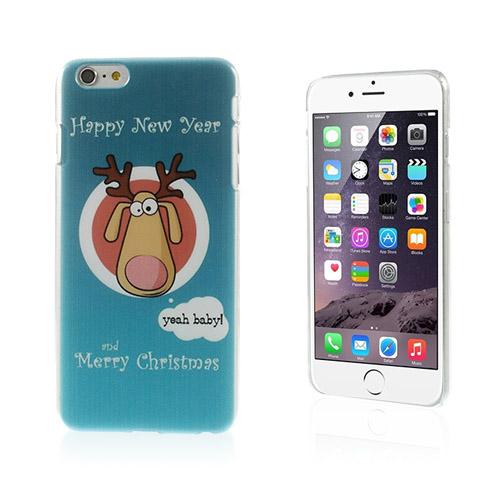 Funny Christmas (Happy New Deers) iPhone 6 Plus Skal