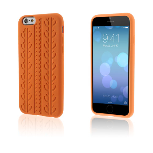 Tyre (Orange) iPhone 6 Plus Skal