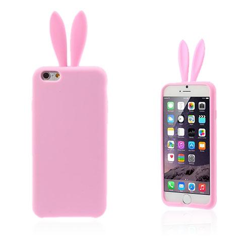 Rabbit Ears (Rosa) iPhone 6 Plus Skal