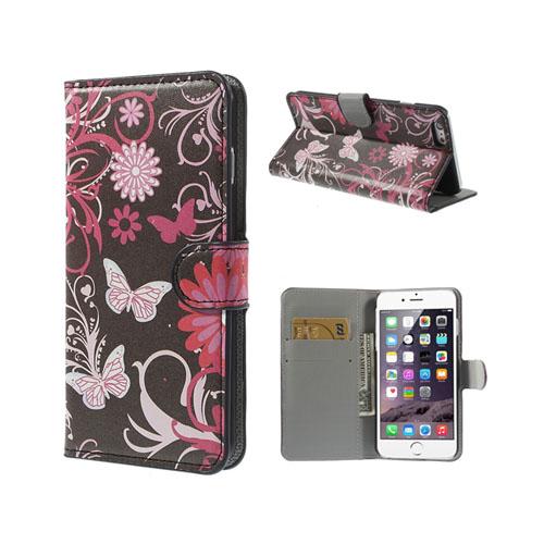 Moberg (Fjäril & Blommor) iPhone 6 Plus Fodral