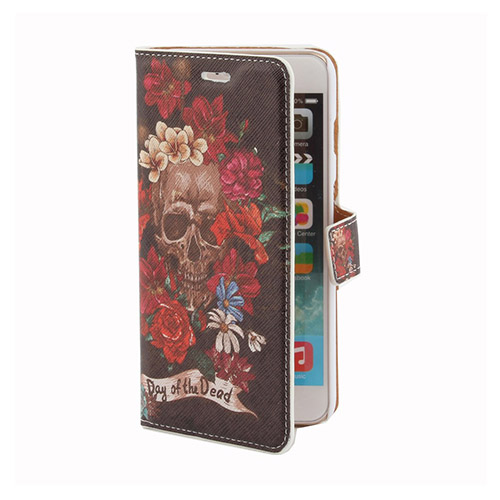 Moberg (Day of The Dead) iPhone 6 Plus Flip-Fodral