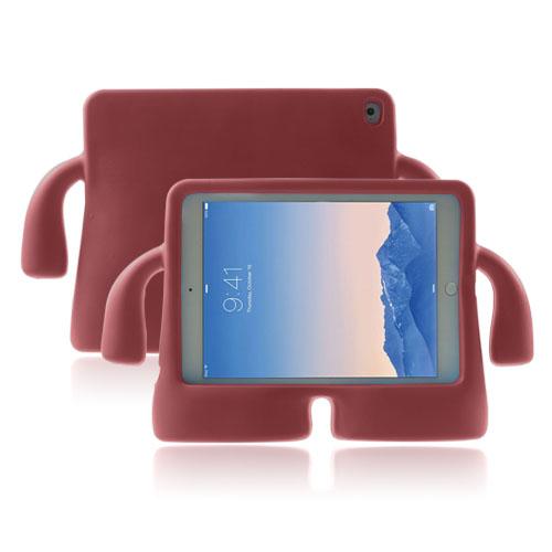 Cartoon Pants iPad Air 2 Extra Skyddande Fodral – Röd