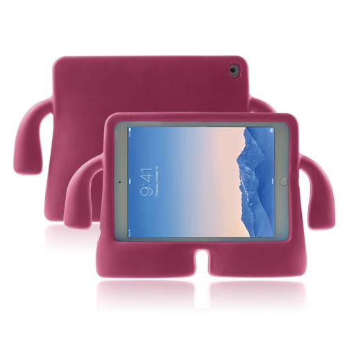 Cartoon Pants iPad Air 2 Extra Skyddande Fodral – Hot Rosa