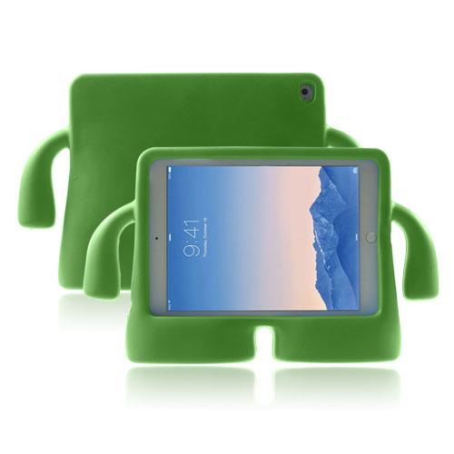Cartoon Pants iPad Air 2 Extra Skyddande Fodral – Grön