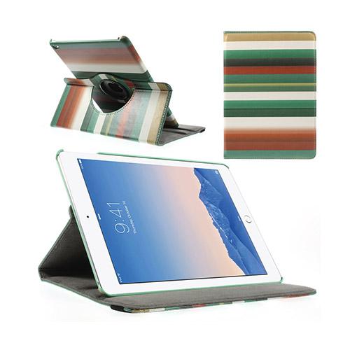 Rainbow (Grön) iPad Air 2 Smart Fodral