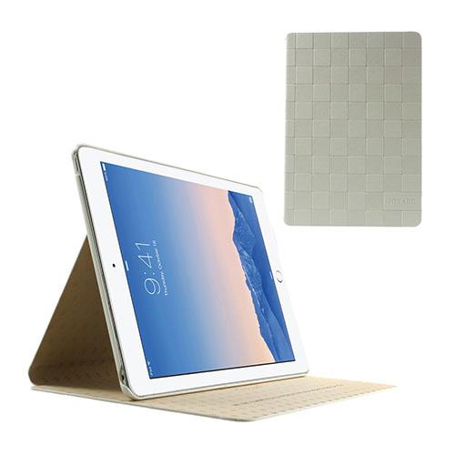 Jokade (Vit) iPad Air 2 Flip-Fodral