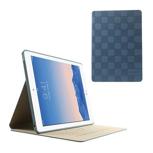 Jokade (Mörkblå) iPad Air 2 Flip-Fodral