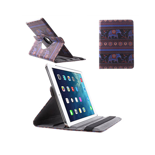 African Tribal iPad Air 2 Tyg Fodral – Tribal Elefant
