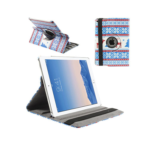 African Tribal iPad Air 2 Tyg Fodral – Ren & Snö