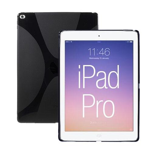 """Kielland iPad Pro 12.9"""" Skal – Svart"""