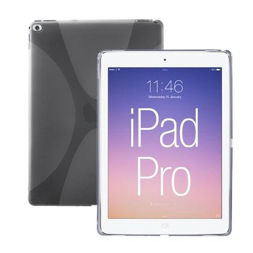 "Kielland iPad Pro 12.9"" Skal – Genomskinlig"