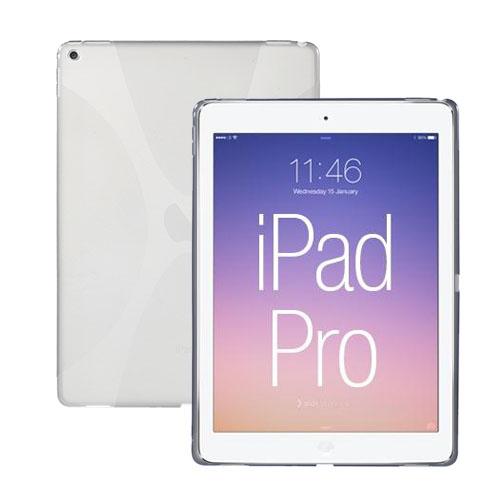 """Kielland iPad Pro 12.9"""" Skal – Grå"""