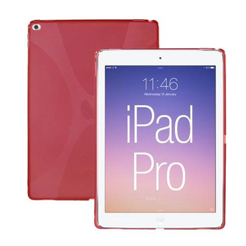 """Kielland iPad Pro 12.9"""" Skal – Röd"""