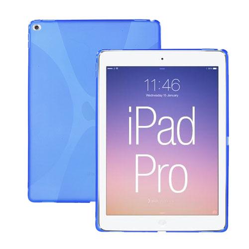 """Kielland iPad Pro 12.9"""" Skal – Blå"""
