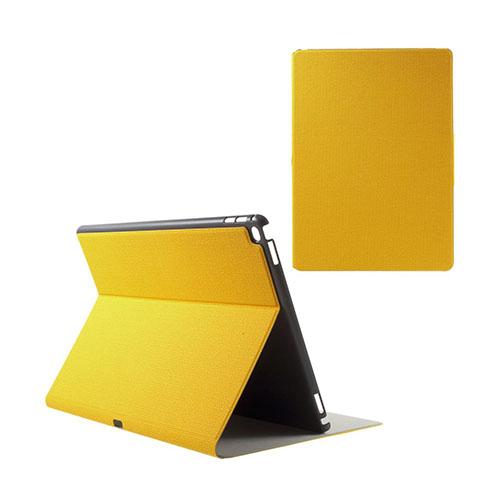 Praque iPad Pro 12.9 Fodral – Gul