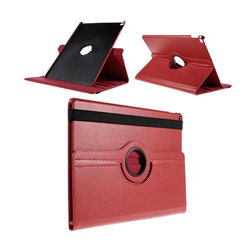 """Jessen iPad Pro 12.9"""" Fodral – Röd"""