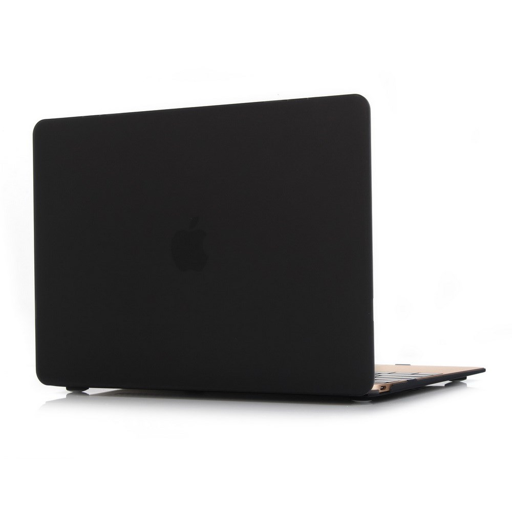 Ancker Macbook 12-inch (2015) Retina Display Hårdskal – Matt Svart