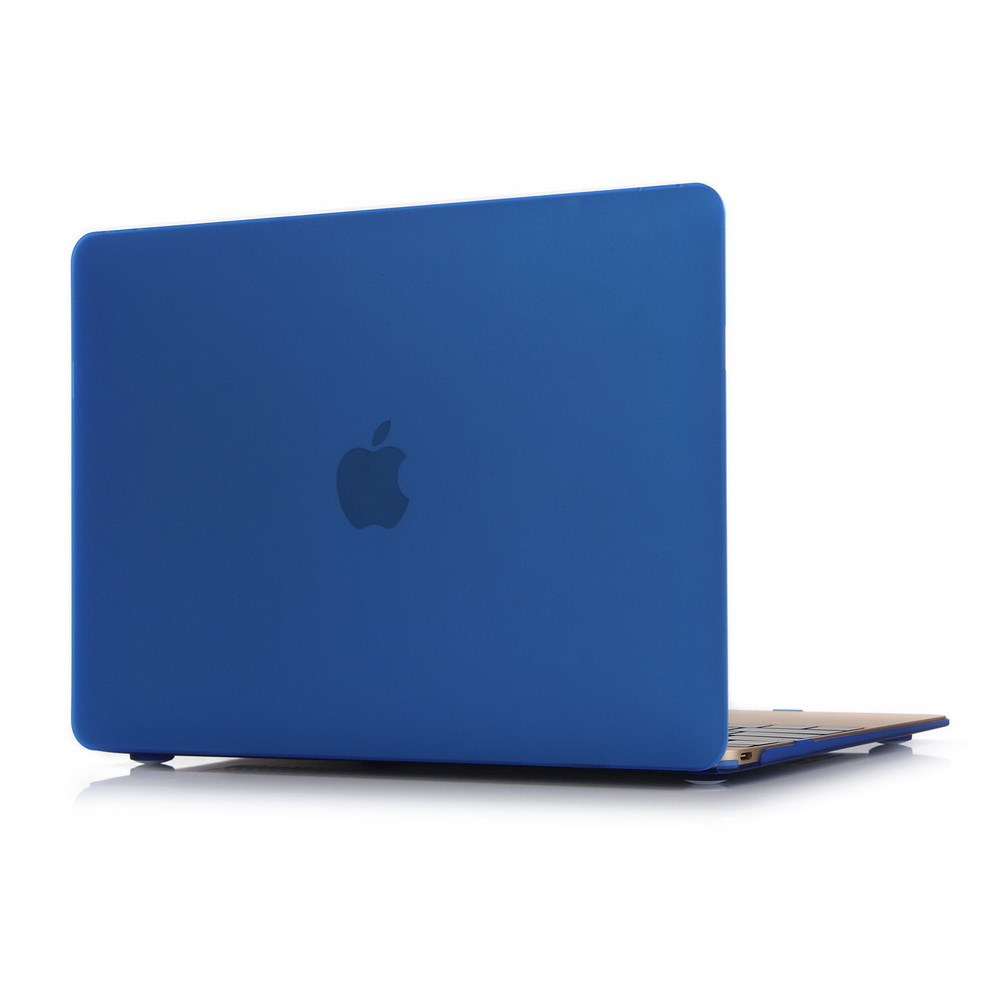 Ancker Macbook 12-inch (2015) Retina Display Hårdskal – Matt Mörkblå