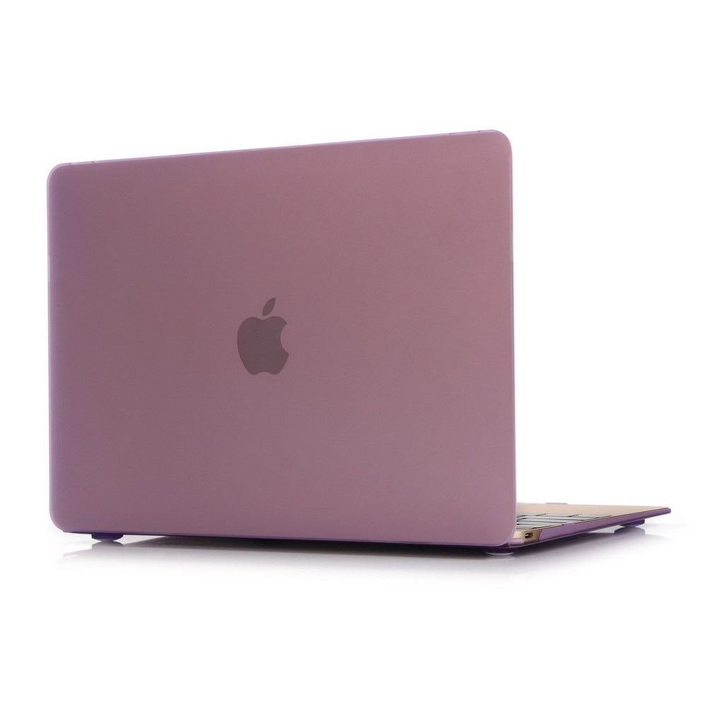 Ancker Macbook 12-inch (2015) Retina Display Hårdskal – Matt Lila