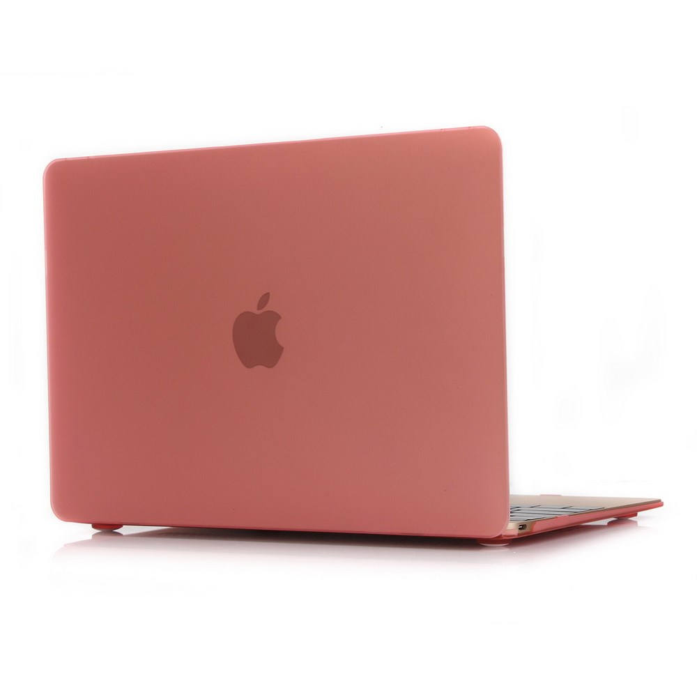 Ancker Macbook 12-inch (2015) Retina Display Hårdskal – Matt Rosa