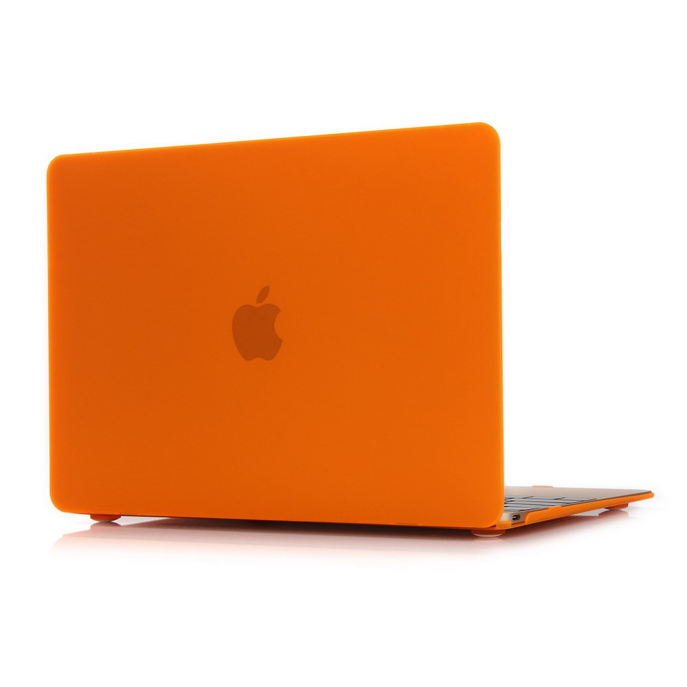 Ancker Macbook 12-inch (2015) Retina Display Hårdskal – Matt Orange