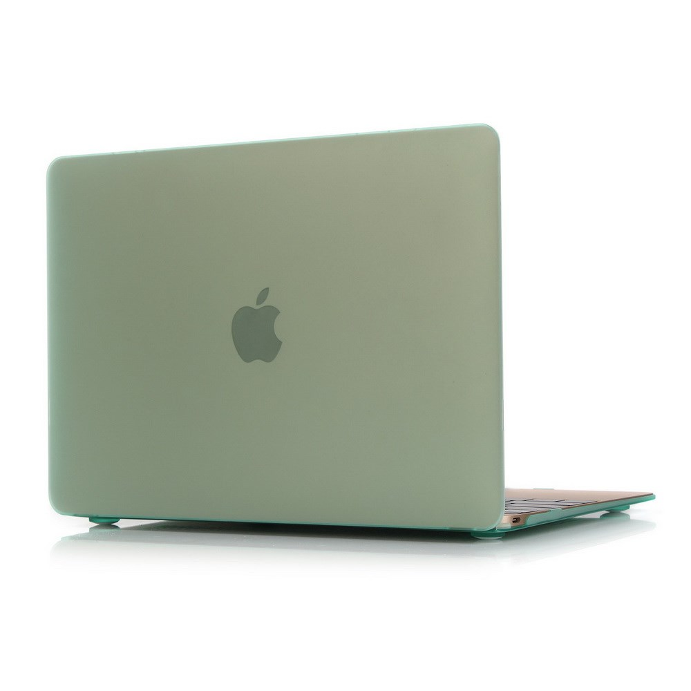 Ancker Macbook 12-inch (2015) Retina Display Hårdskal – Matt Grön