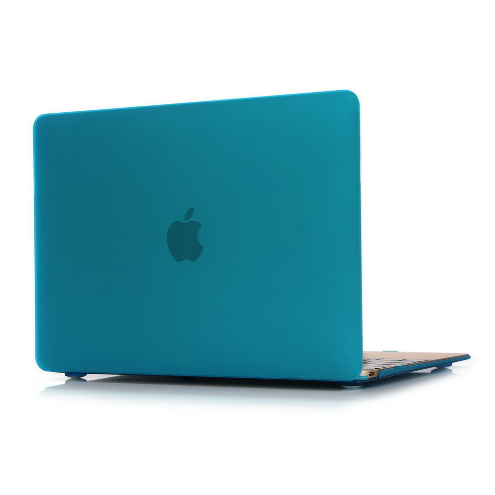Ancker Macbook 12-inch (2015) Retina Display Hårdskal – Matt Ljusblå