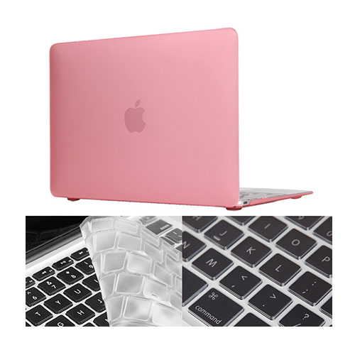 "HAT PRINCE MacBook 12"" with Retina Display Matte Skal – Rosa"
