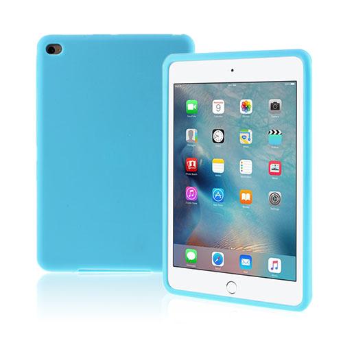 Wulff iPad Mini 4 Skal – Ljus Blå