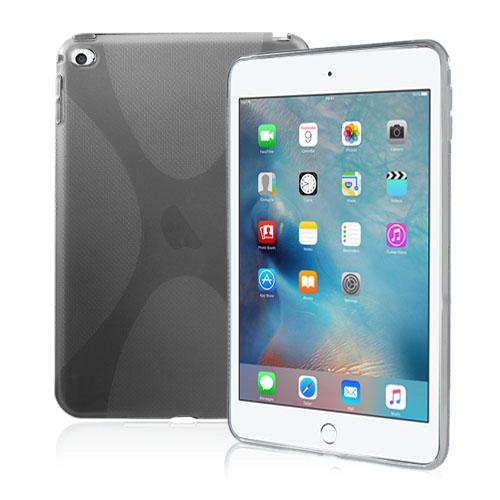Kielland iPad Mini 4 Skal – Genomskinlig