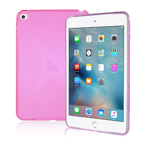Kielland iPad Mini 4 Skal – Varm Rosa