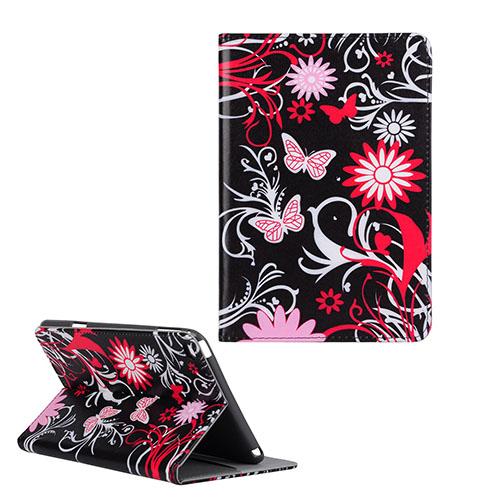 Moberg iPad Mini 4 Fodral – Fjäril och Blomma
