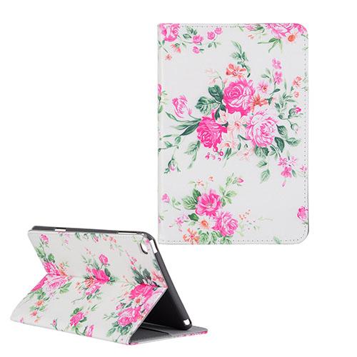 Moberg iPad Mini 4 Fodral – Blommande Blommor