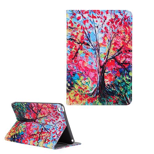 Moberg iPad Mini 4 Fodral – Oljemålningen Trä