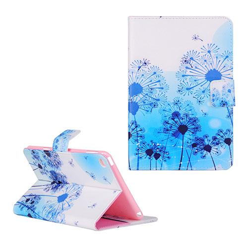 Moberg iPad Mini 4 Fodral – Blå Maskros