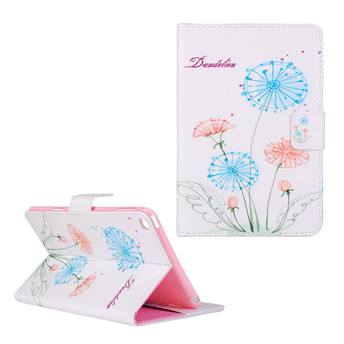 Moberg iPad Mini 4 Fodral – Blomma och Maskros