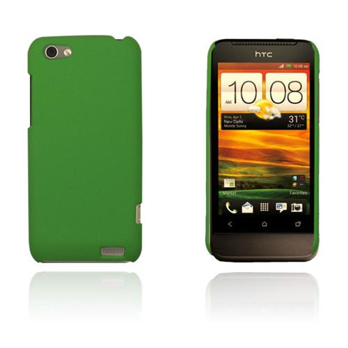 Smooth (Grön) HTC One V Skal