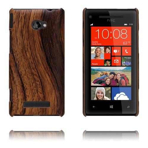 Woody (Brun) HTC 8X Skal