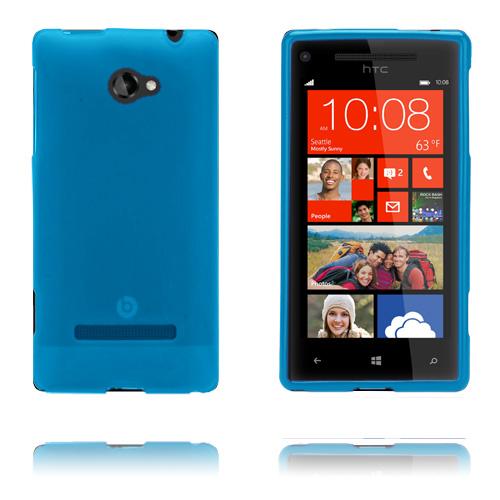 GelCase (Blå) HTC 8S Skal