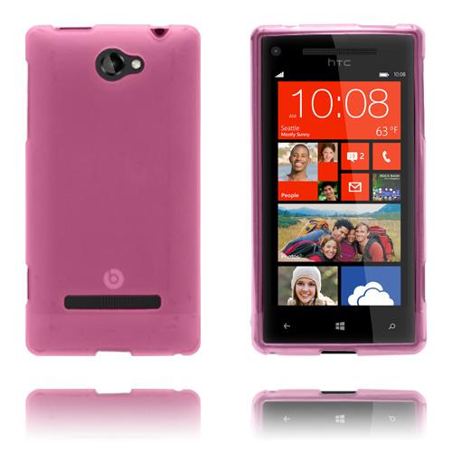 GelCase (Rosa) HTC 8S Skal