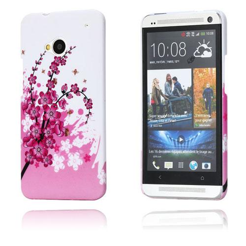 Valentine (Rosa) HTC One Skal