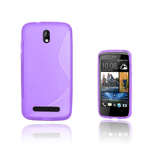 S-Line (Lila) HTC Desire 500 Skal